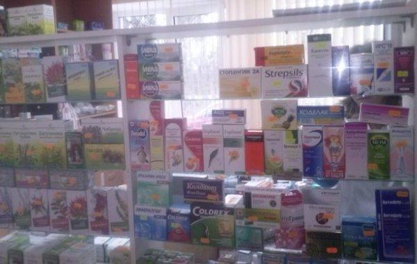Аптечный киоск (амбулатория)