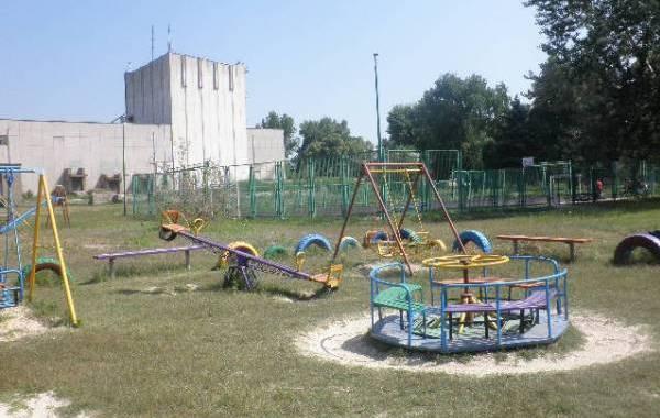 Детская площадка ул. Октябрьская