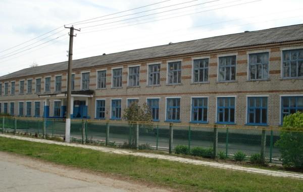 Здание СОШ № 19 ул. Зеленая