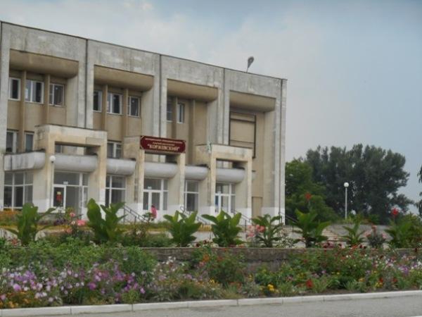 Сельский Дом культуры. х. Коржевский, ул. Октябрьская, 24А