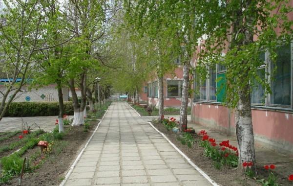 Детский садик ул. Советская