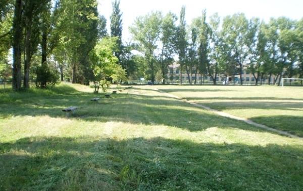 Стадион ул. Октябрьская
