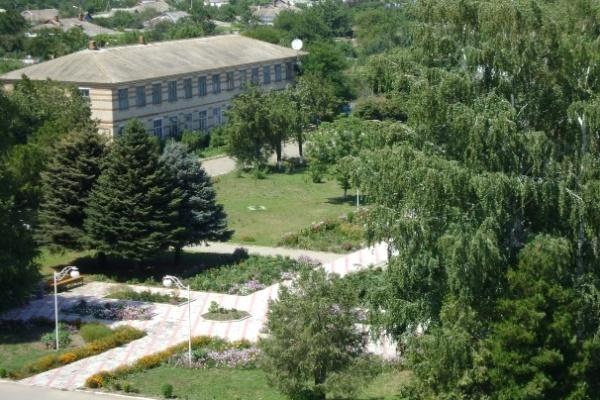 Здание ЗАО Агрофирма