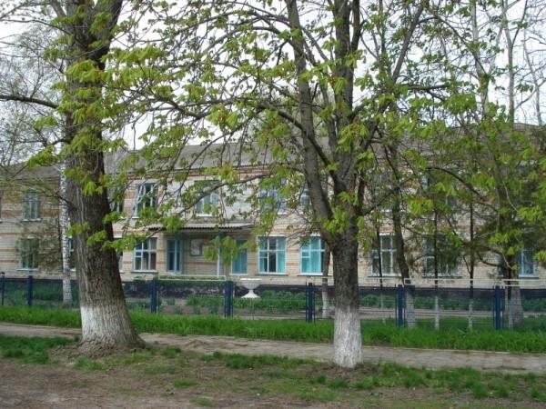 Здание НОШ 34